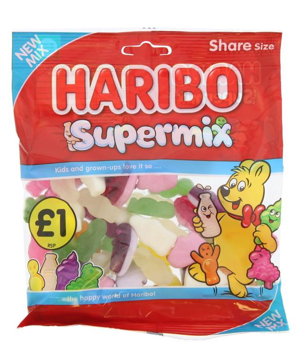 Haribo: Supermix (180g) 12pk