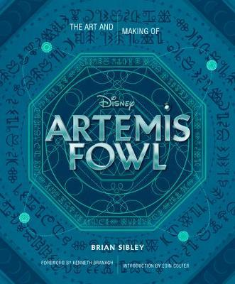 Art and Making of Artemis Fowl by Brian Sibley