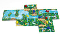Carcassonne: Amazonas - Board Game
