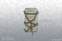 Silent Hill 4: Room 302 - Enamel Pin