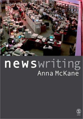 News Writing by Anna McKane image
