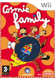 Cosmic Family for Nintendo Wii image