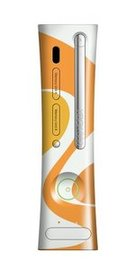 Xbox 360 Faceplate Sun for X360