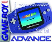 Game Boy Advance Indigo