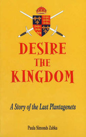 Desire the Kingdom by Paula Simonds Zabka image
