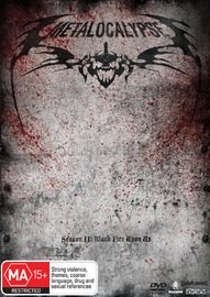 Metalocalypse - Season 2 on DVD