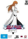 Bleach Collection 10 - Episodes 146-156 DVD
