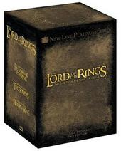The Lord Of The Rings Trilogy Box Set on DVD