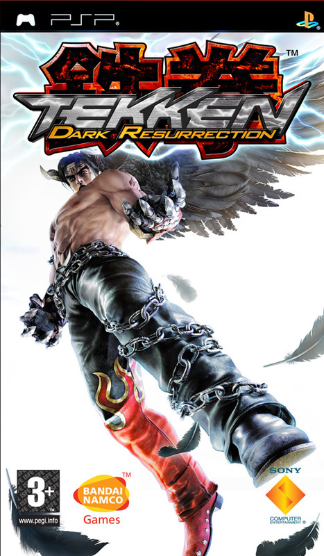 Tekken: Dark Resurrection (Essentials) for PSP