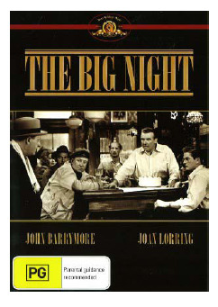 The Big Night on DVD