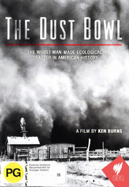 The Dust Bowl on DVD