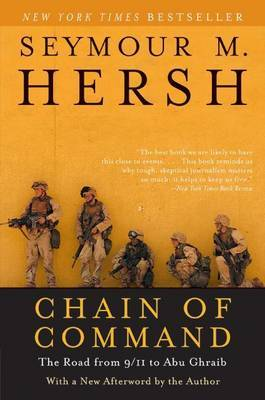 Chain of Command by Seymour M Hersh image