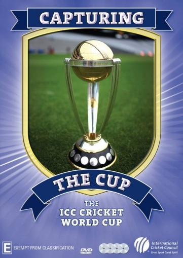Capturing the Cup (4 Disc Set) on DVD image