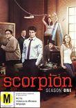 Scorpion: Season 1 on DVD
