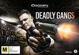 Deadly Gangs Collector's Set on DVD