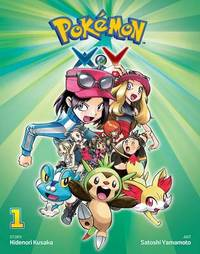 Pokemon X*Y, Vol. 1 by Hidenori Kusaka
