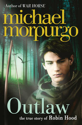 Outlaw by Michael Morpurgo image