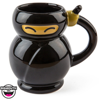 BigMouth Inc - Ninja - Novelty Mug