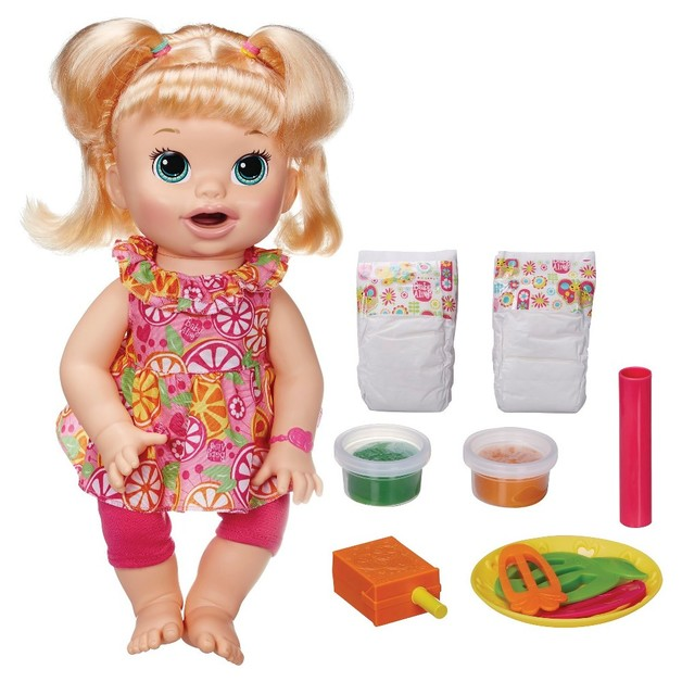 0acf3e17505f Baby Alive - Super Snacks - Snackin Sara | Toy | at Mighty Ape NZ