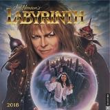 Labyrinth 2018 Wall Calendar by Jim Henson Company