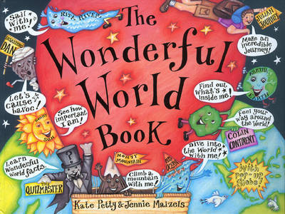 The Wonderful World Book by Kate Petty image