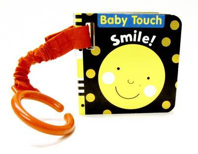 Baby Touch Smile! Buggy Book
