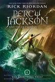 The Lightning Thief (Percy Jackson #1) by Rick Riordan