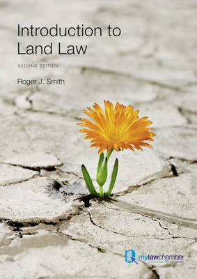 Introduction to Land Law by Roger J. Smith image