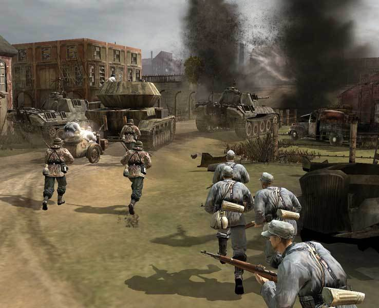 Company of Heroes - GOTY Edition (Gamer's Choice) for PC Games image
