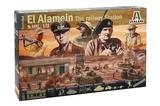 Italeri: 1:72 El Alamein Diorama Set