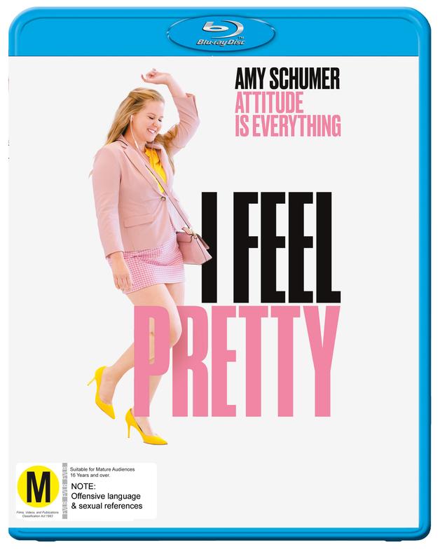 I Feel Pretty on Blu-ray
