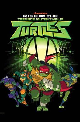 Teenage Mutant Ninja Turtles Rise Of The Tmnt by Matthew K Manning