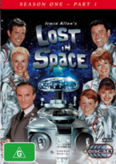 Lost In Space: Season One Part 1  (4 Disc) on DVD