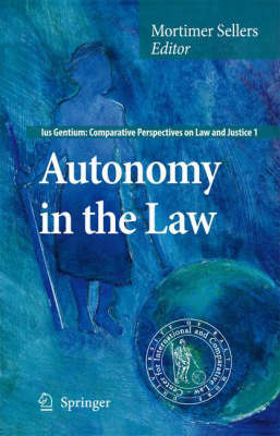 Autonomy in the Law image