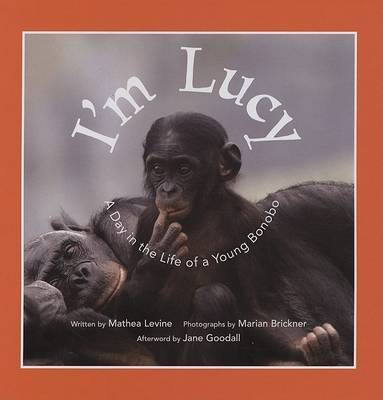 I'm Lucy: A Day in the Life of a Young Bonobo by Mathea Levine