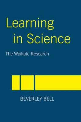 Learning in Science by Beverley Bell image