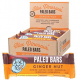 Blue Dinosaur Paleo Bars - Ginger Nut (12 Bars)