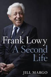 Frank Lowy by Jill Margo