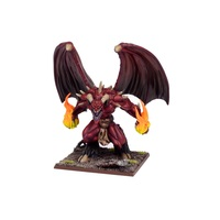 Kings of War Forces of the Abyss Abyssal Fiend