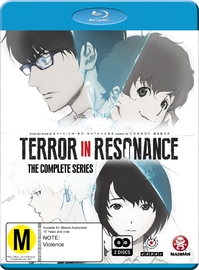 Terror In Resonance Complete Series on Blu-ray