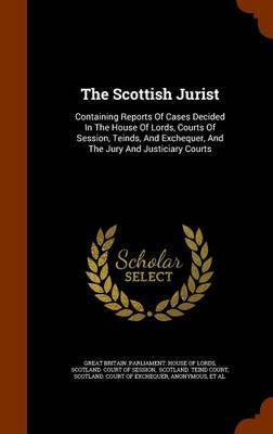 The Scottish Jurist image