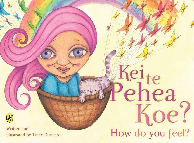 Kei te Pehea Koe? How do you feel? by Tracy Duncan image