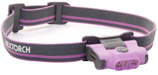 Nextorch Eco Star Headlamp (Purple)