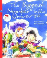 The Biggest Number in the Universe by Julie Leibrich image
