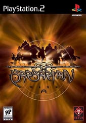 Barbarian for PS2