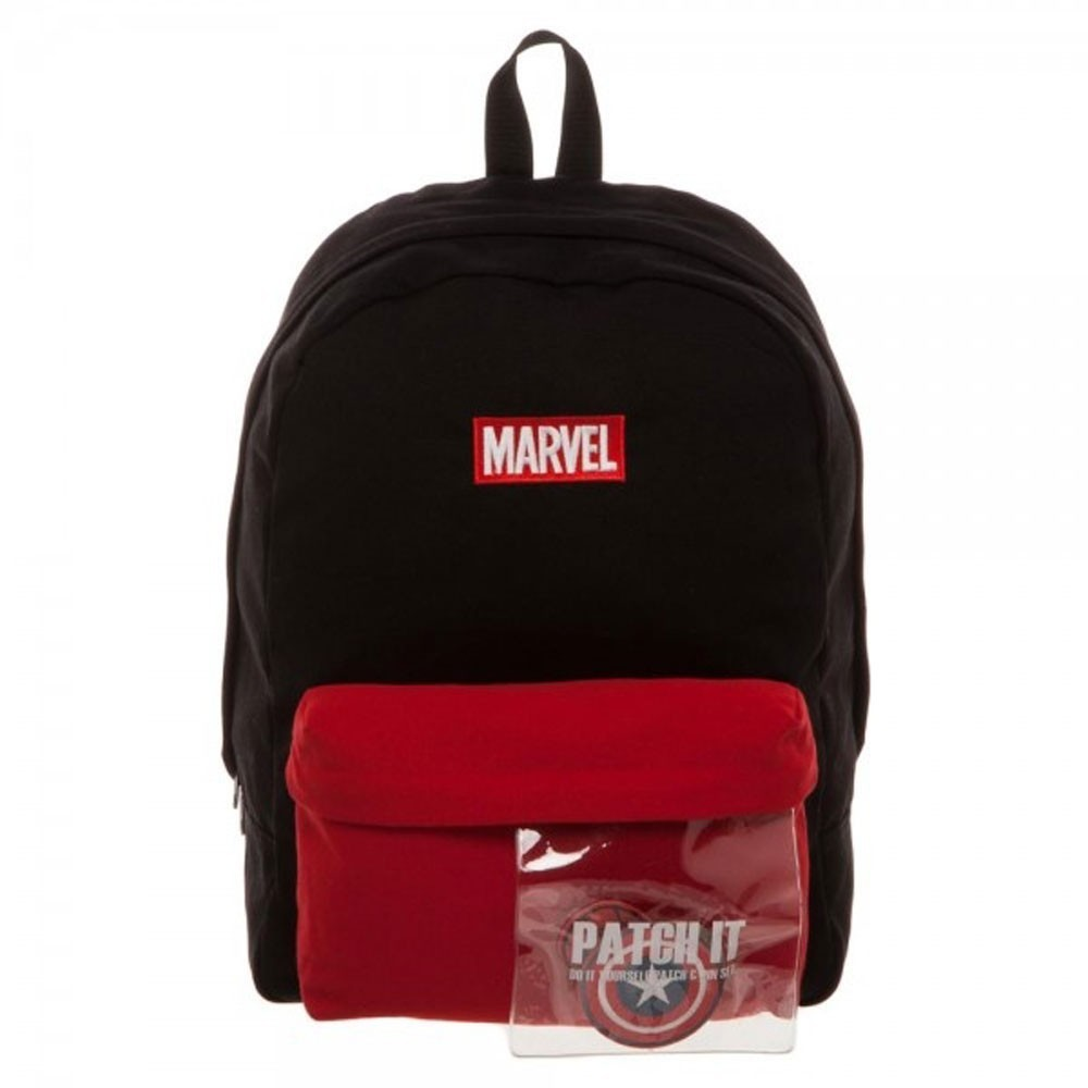 Marvel Deadpool Patch Backpack image