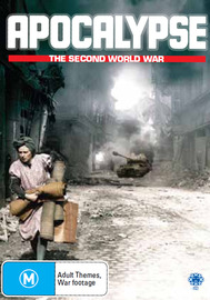 Apocalypse: World War II (3 Disc Set) on DVD