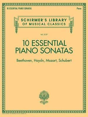 Schirmer's Library Of Musical Classics Vol. 2137 by Hal Leonard Publishing Corporation image