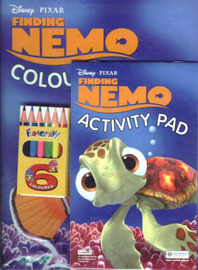 Finding Nemo: Activity Pack: Activity Pack image