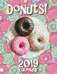 Donuts! 2019 Calendar by Sea Wall